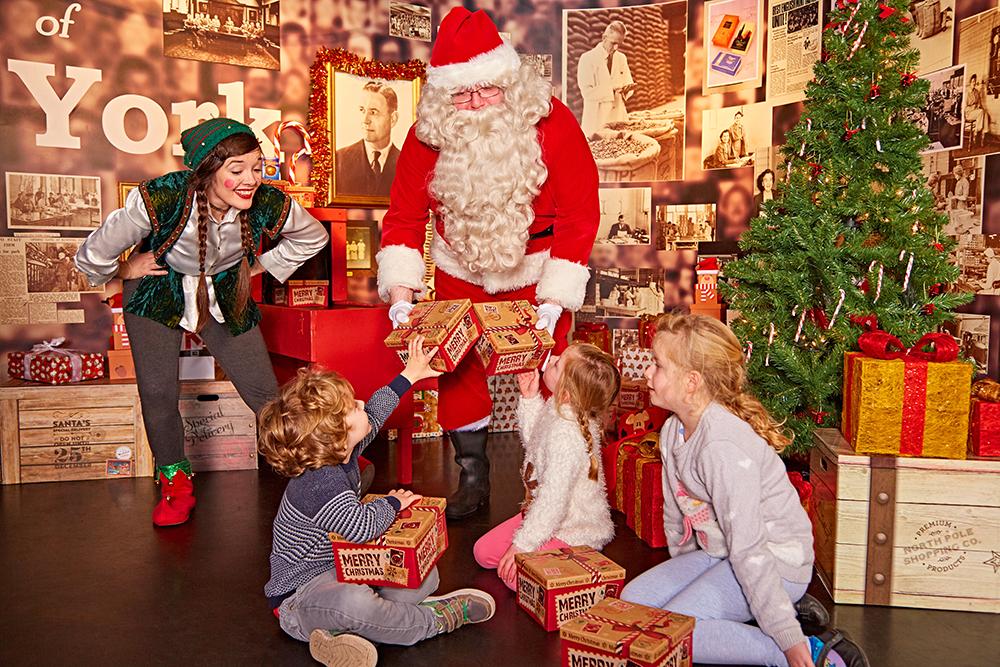 Santa's Sweet Adventure